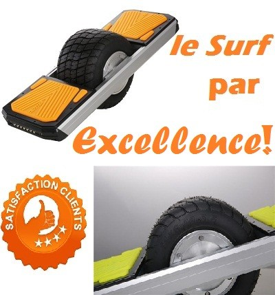 HOVERBOARD ONE WHEEL OFF ROAD Couleur