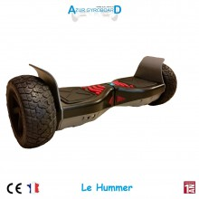 "Hoverboard Hummer 8.5"" Tout Terrain"