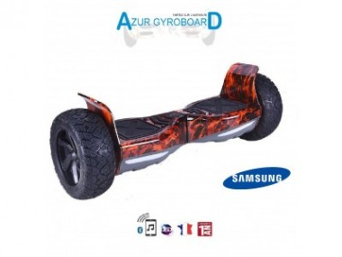 "Hoverboard Hummer 8.5"" Tout Terrain - photo 0"