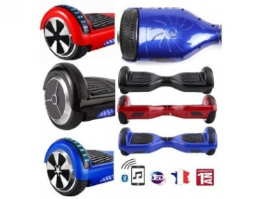 Hoverboard 6.5 pouces HighwayBoard - photo 1