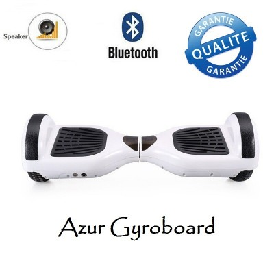 Hoverboard 6.5 pouces HighwayBoard Blanc