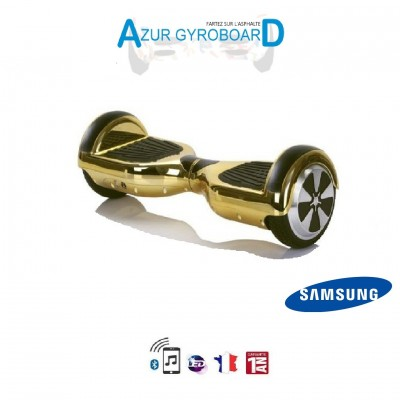 Hoverboard 6.5 pouces HighwayBoard Or-Gold