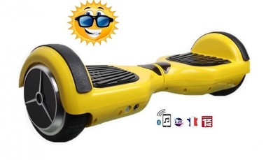 Hoverboard 6.5 pouces HighwayBoard Jaune