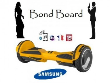 HOVERBOARD 6.5 POUCES BOND BOARD - photo 0