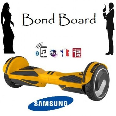 HOVERBOARD 6.5 POUCES BOND BOARD