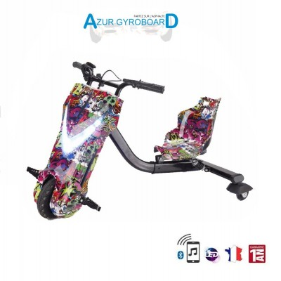 Drift Trike  Enfants et Adultes Ghost